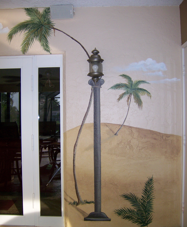 Wall Murals - The Desert