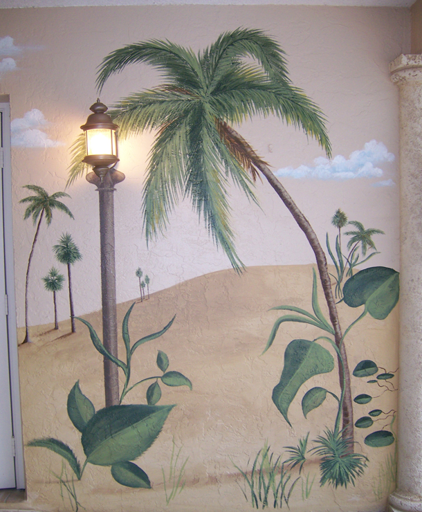 Murals - The Desert